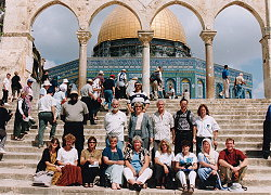 Click to go to Israel - September, 2000